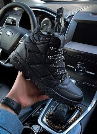Распродажа , мужские зимние ботинки