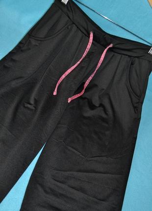 Спортивные легкие штаны crivit, p.s