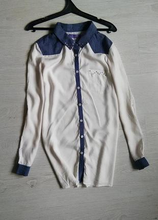 Модная рубашка от ajc-s1