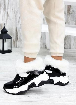 Спортивні черевики 💥 спортивные кроссовки ботинки зимние