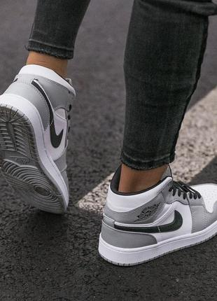 Мужские кроссовки nike air jordan 1 high7 фото
