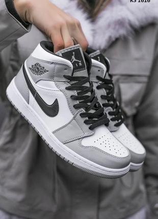 Мужские кроссовки nike air jordan 1 high1 фото