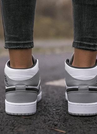 Мужские кроссовки nike air jordan 1 high5 фото