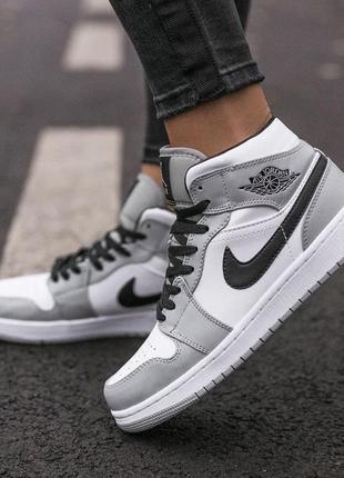 Мужские кроссовки nike air jordan 1 high6 фото