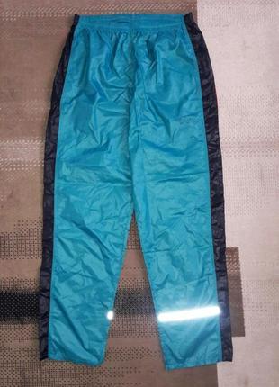 """Розпродаж: легкі спортивні штани """"asics"""" (розмір l)"""