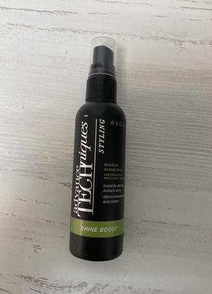 Лосьон-спрей для блеска волос