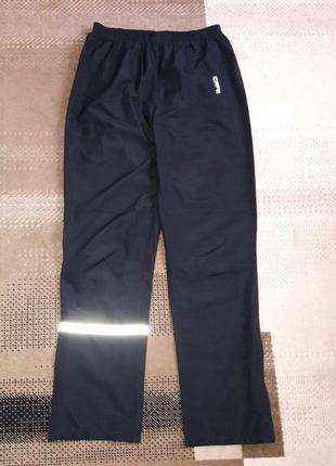 """Розпродаж: легкі спортивні штани """"cap"""" (розмір s)"""