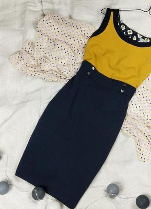 Платье футляр marks & spenser