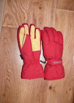 Лыжные перчатки, сноуборд,зимние,размер 9