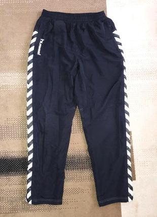 """Розпродаж: спортивні штани """"hummel"""" (розмір l)"""