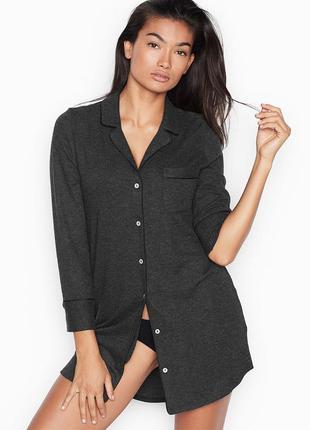 Рубашка victorias secret пижама женская туника для дома оригинал
