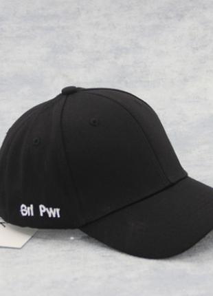 13-249 бейсболка grl pwr модная кепка