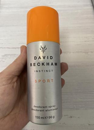 Спрей дезодорант