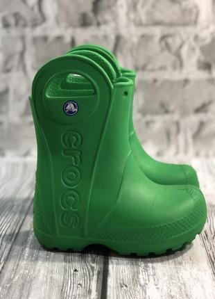 Crocs сапоги для мокрой погоды