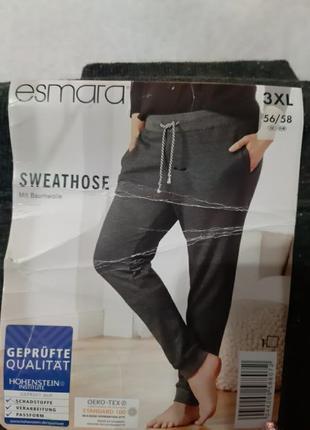 Теплые штаны от esmara