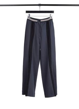 Трикотажные брюки с лампасами d-ross оригинал