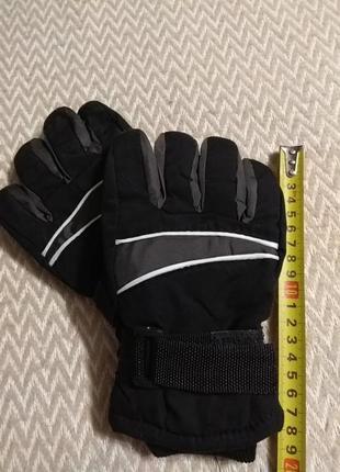 Перчатки дутики для мальчиков.