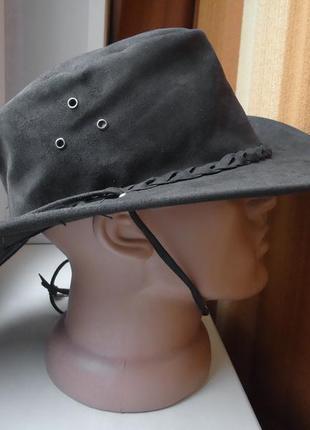 Шляпа ковбойская (m57-58см)
