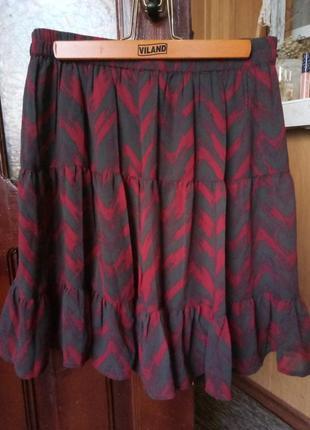 Нова легка спідниця vero moda / красивая мини юбка