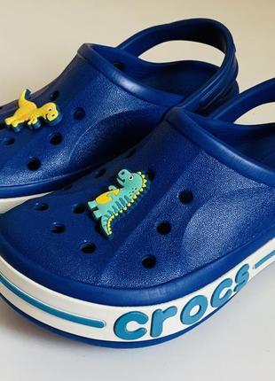Сабо crocs bayaband ☀️😎🦖🦕 размер с12  (28-29 ) (18,5 см )оригинал ❗❗❗