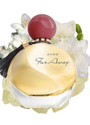 Женская парфюмерная вода for away avon
