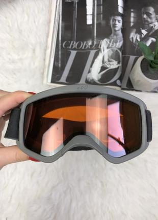 Фирменная  горнолыжная маска очки  oxylone wedze decathlon