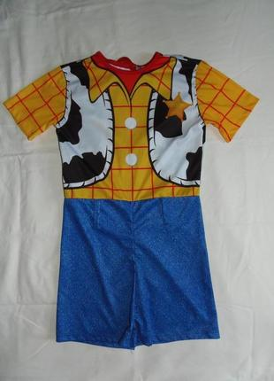 Карнавальный костюм ковбоя на 8-9 лет