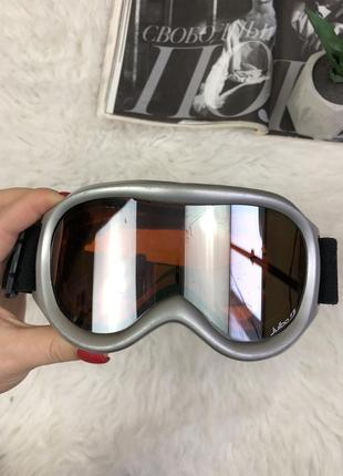 Фирменная горнолыжная маска очки julbo