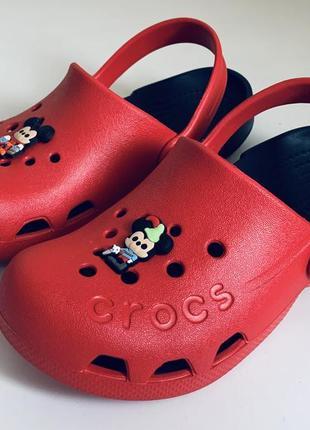 Сабо crocs electro kids ☀️ 😎 размер с 13 (30 ) 19.5 см оригинал ❗❗❗