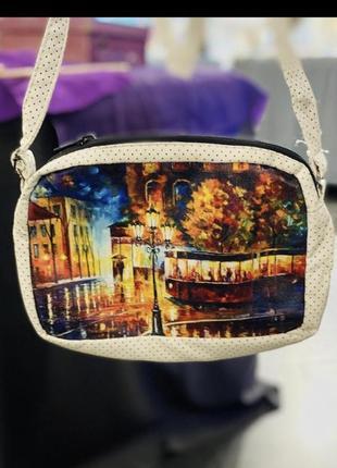 Распродажа сумка пейзаж д
