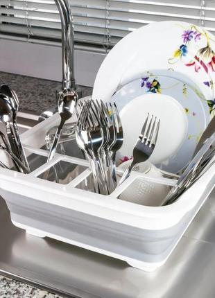 Органайзер для кухни подставка для посуды.