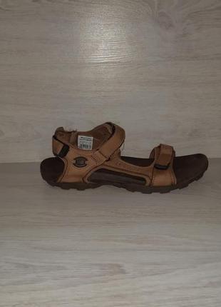 Кожаные босоножки сандалии karrimor оригинал