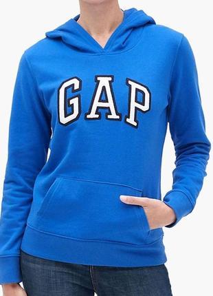 Женская толстовка gap худи женские с капюшоном гэп оригинал