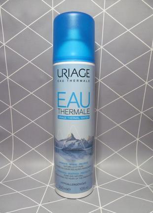 Набор uriage eau thermale термальная вода 300мл + пробники в подарок