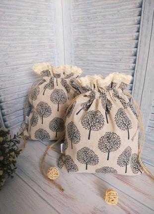 Еко- торбинки для зберігання круп