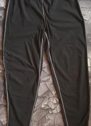 Флисовые поддевочные штаны hig colorado / р.xl