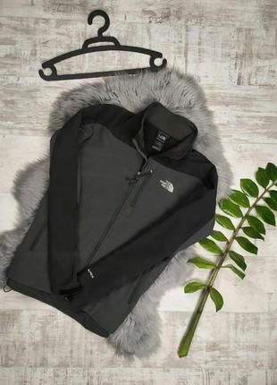 Курточка soft shell the north face