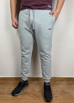 Nike sport pants на флисе из новых коллекций на чёрных бирках купить киев