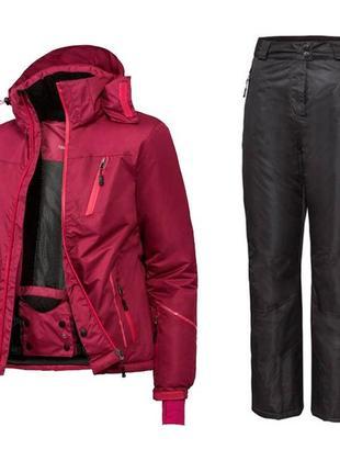 Лыжный термо костюм женский crivit р євро 38  штани + куртка