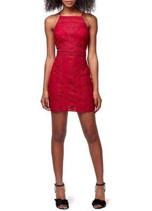 Элегантное кружевное платье-футляр , качество luxe, 34{xs-s}