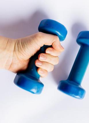 Гантелі гантели для фитнеса 1200 грам