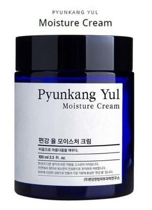 Увлажняющий крем pyunkang yul moisture cream 100ml