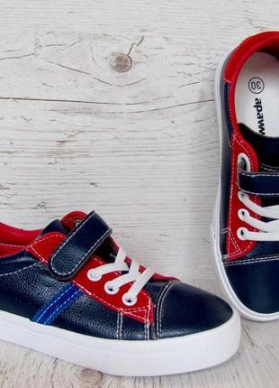 Р.30--34 детские кроссовки туфли apawwa №19-27