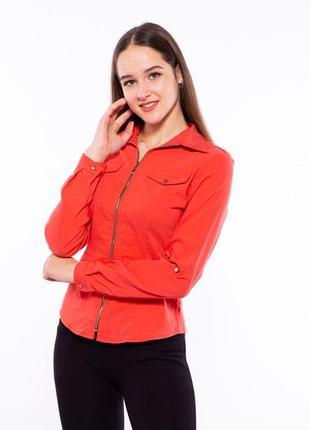 Блузка женская 118p050-2 корраловый