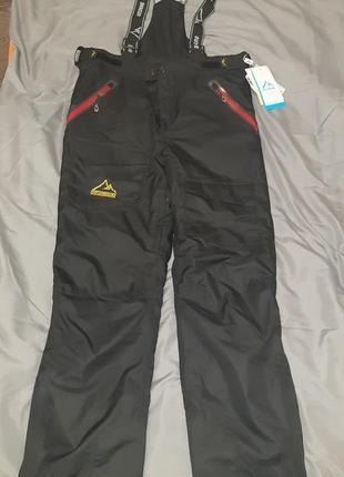 Лыжные/ лижні штани новые