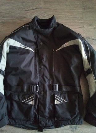 Мото куртка roleff для настоящих мужчин, любящих мотоциклы и быструю езду
