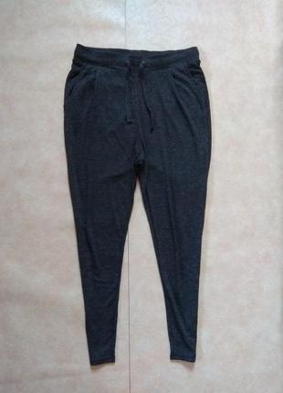 Спортивные стильные штаны бойфренды h&m, 12 размер.