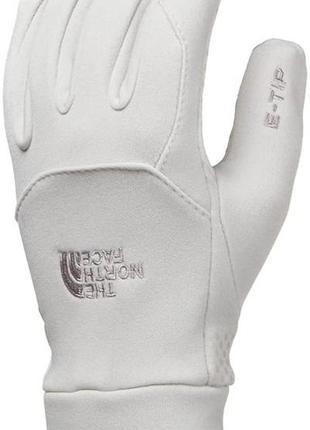 Оригинальные фирменные перчатки the north face etip