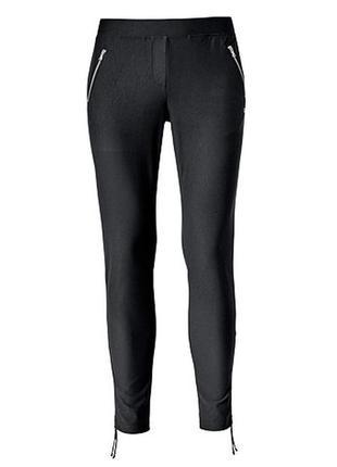 Зауженные спортивные брюки-леггинсы  серии актив от tchibo(германия)