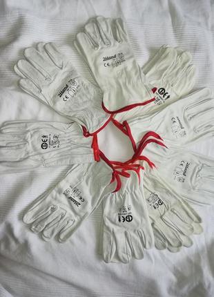 Рукавиці робочі,перчатки рабочие,перчатки кожаные,рукавиці шкіра